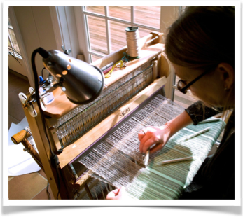 kathleen keenan weaving